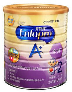 美赞臣2段奶粉
