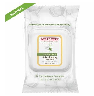美国小蜜蜂 Burt's Bees 卸妆巾30片 $5.99(约39元)