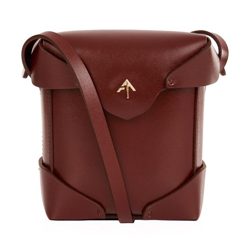 Manu Atelier 箭头包小号 Pristine 盒子包 肩包斜挎包 £280 (约2443元)
