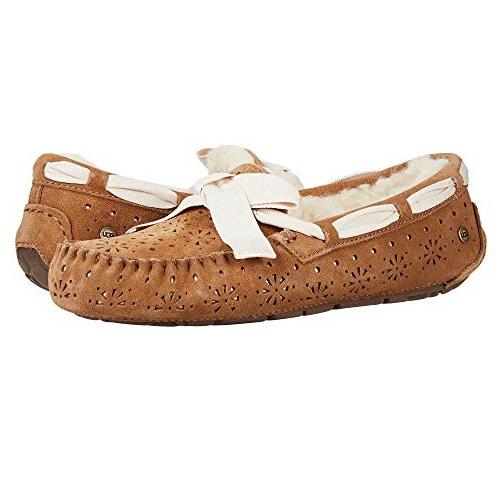 UGG Dakota Sunshine Perf 女款毛绒鞋 $59.98(约415元)