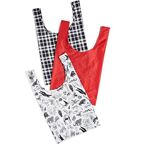 BAGGU Standard 三件套可折叠包袋 $21(约143元)