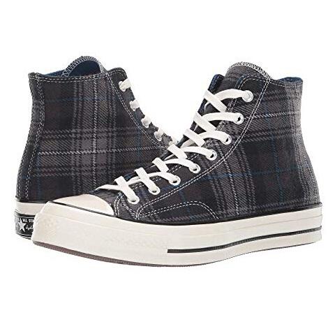 格讹n!�\y�n�e�:d﹣�_converse chuck 70 plaid - hi 中性款格纹帆布鞋 $52.94(约358元)