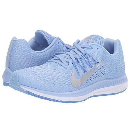 8/9码都剩最后一双~Nike Air Zoom Winflo 5 女款运动鞋 $49.99(约344元)