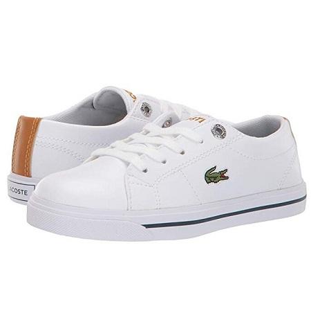 19cm最后一双~Lacoste Kids Riberac 童款运动鞋 $24.99(约172元)