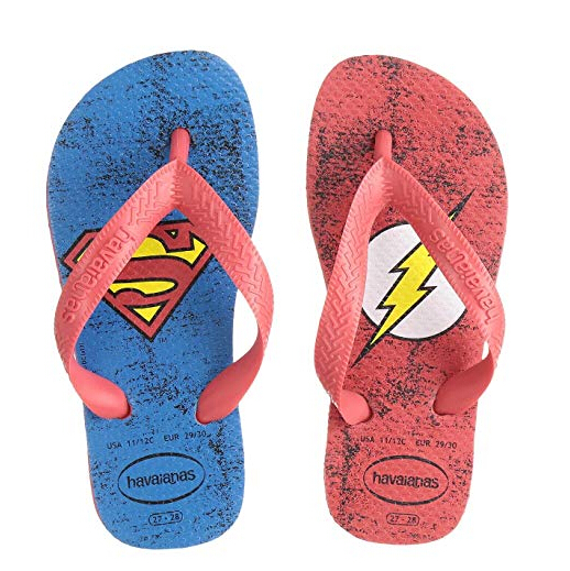 Havaianas Kids 童款潮人凉拖鞋 $9.99(约69元)