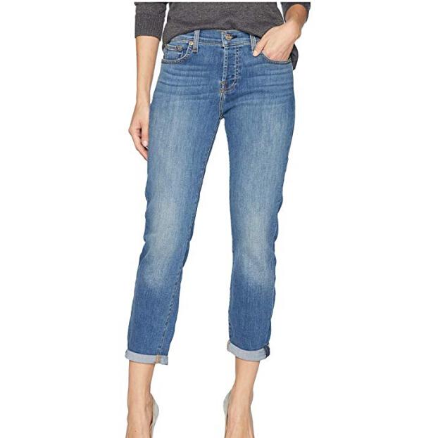 7 For All Mankind Josefina 女款牛仔裤 $83(约571元)