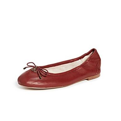 Sam Edelman Felicia 红色平底鞋 $100(约692元)