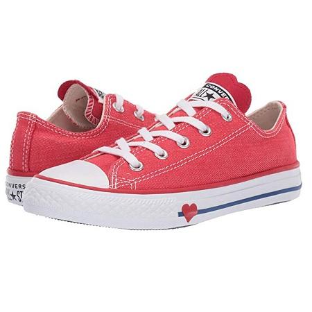 Converse Kids Chuck Taylor All Star 童款帆布鞋 $23.99(约165元)