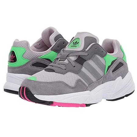 adidas Originals Kids Yung-96 J 大童款运动鞋 成人可穿 $39.99(约275元)