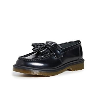 6码还有货~Dr. Martens Adrian 流苏浅口鞋 $130(约929元)