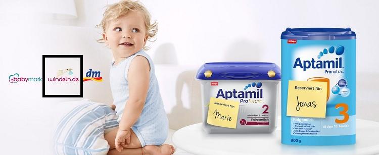 Aptamil 爱他美 蓝罐幼儿奶粉 3段 800g*6罐装 €91.2(约714元)
