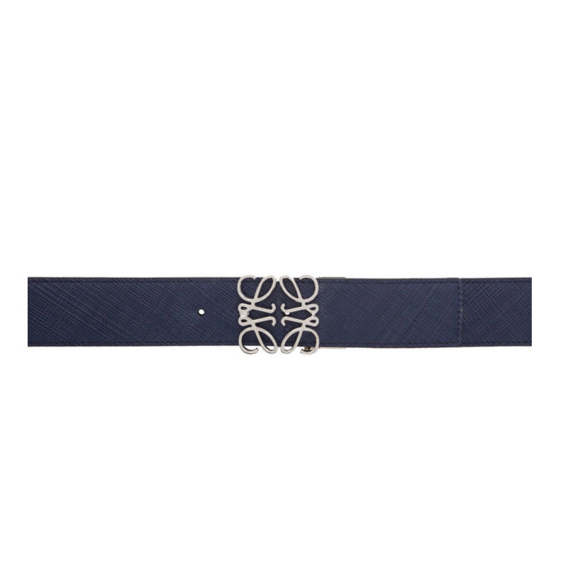 LOEWE 纹理皮革腰带 $363(约2524元)