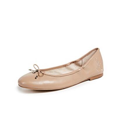 Sam Edelman Felicia 平底芭蕾舞鞋 $100(约689元)