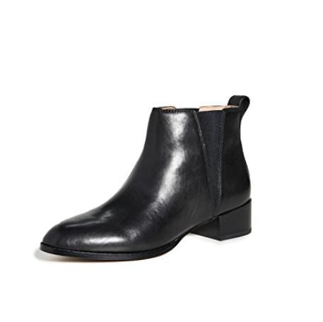 Madewell The Carina 粗跟短靴 $131.6(约912元)