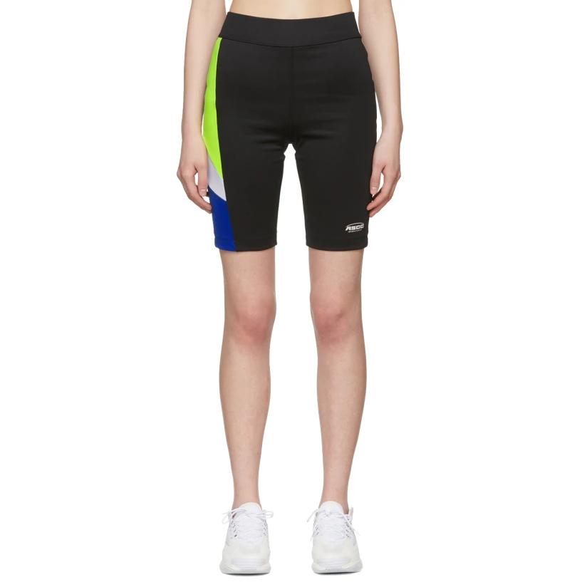 【网站独家】ADER error 黑色 ASCC 骑行短裤 $68(约480元)