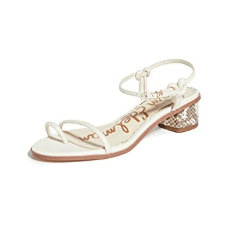 【热卖】Sam Edelman Isle 凉鞋 $84(约593元)