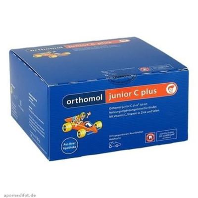 【包邮含税】Orthomol 奥适宝 营养咀嚼片(野果味) 30片 €39.6(约308元)