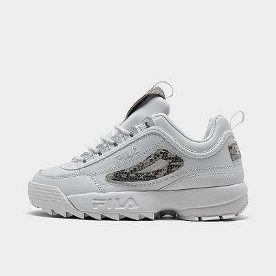 【4折】FILA DISRUPTOR 2 女士 蛇纹 休闲鞋 少量现货<br />$30(约193元)