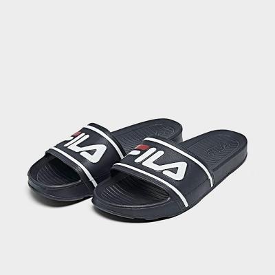 【3.3折】FILA SLEEK SLIDE 男士 经典拖鞋 黄金码全 多色<br />$10(约64元)