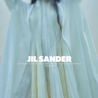 Jil Sander 品牌专场 可享新客8.5折<br />收厚底小白鞋、胖拖鞋