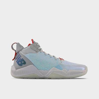 NEW BALANCE TWO WXY CHROMATIC 男士 灰蓝 实战篮球鞋<br />$140(约884元)