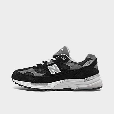 NEW BALANCE 992 男士 黑白灰 经典复古运动鞋 少量现货<br />$175(约1108元)