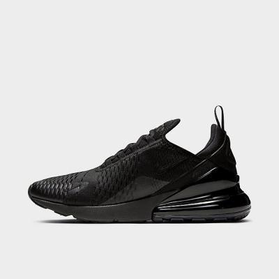 NIKE AIR MAX 270 男士 纯黑 气垫运动鞋 少量现货 多色<br />$150(约950元)