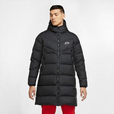 【9.4折+高返10%】NIKE  长款羽绒填充 派克大衣<br />$230(约1472元)