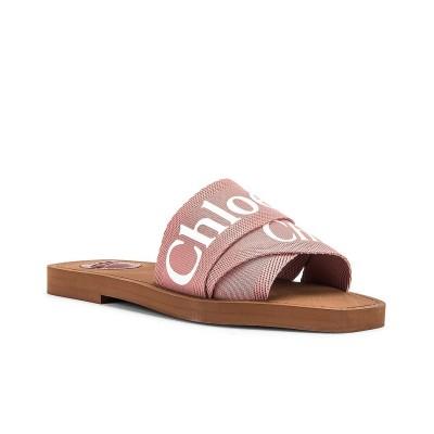 【新人9折包税包邮】CHLOE Woody 拖鞋<br />9折$333(约2150元)