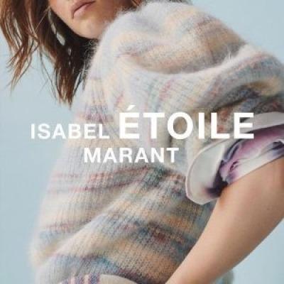 LVR:ISABEL MARANT ÉTOILE 爆款格纹外套大促<br />星标8.5折倪妮同款现在上身