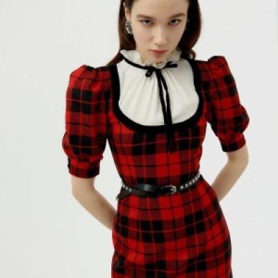 Alessandra Rich 少女风针织热卖!格纹款、蝴蝶结元素满满<br />星标8.5折收猫咪毛衣